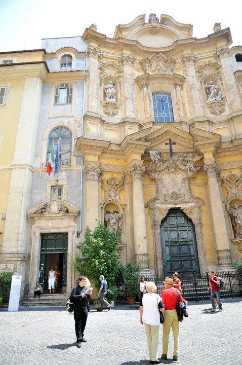 ISIAROMADESIGN__sede di Roma__2011- esterni