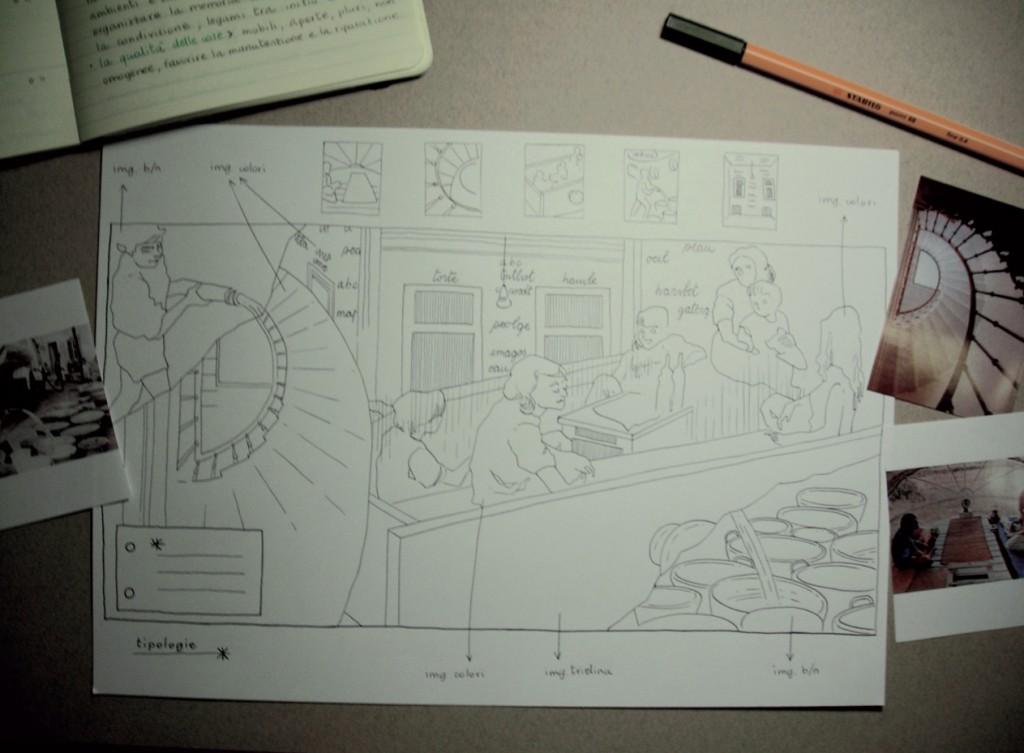 making_conceptPENELOPE_illustrazioneFrancescaMungiguerra