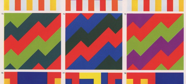 Strumenti metaprogettuali nella didattica del Corso Superiore di Disegno Industriale e Comunicazione Visiva, 1965-1971